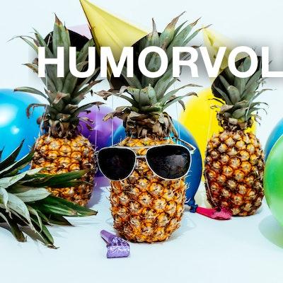 humorvoll