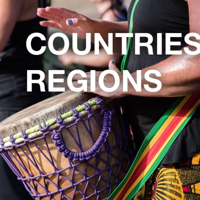 countries / regions