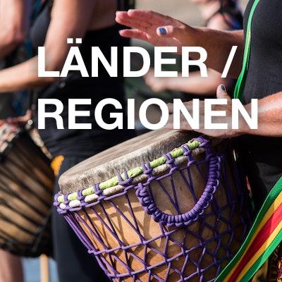 Länder / Regionen
