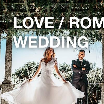 love / romance / wedding
