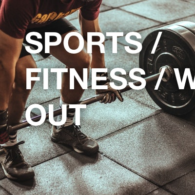 sports / fitness / work-out