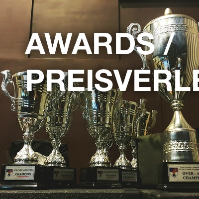 Awards / Preisverleihung