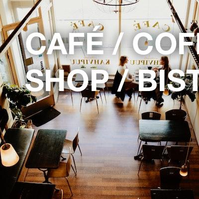 Café / coffee shop / bistro