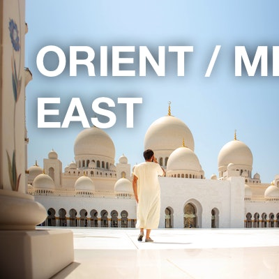 orient / middle east