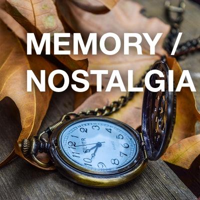memory / nostalgia / past